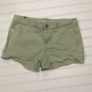 Lc Lauren Conrad denim shorts